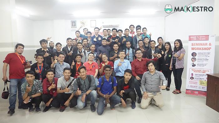 Road To RIoT 2018 : Medan